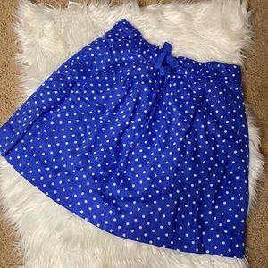 ❤️ J. Crew Polka Dot A-Line Skirt